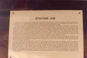 Slough Railway Station -  'Station Jim'